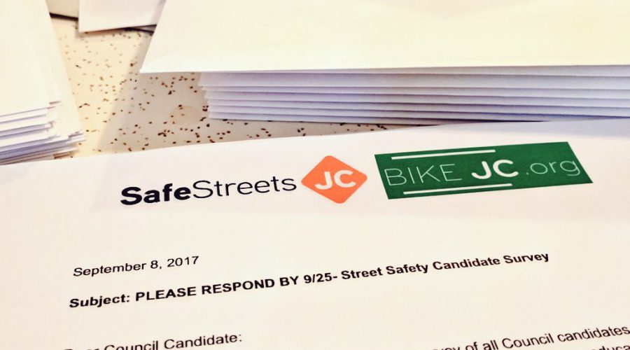 City Council Candidates Traffic Safety Surveys are IN!